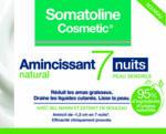 Somatoline Cosmetic Amaincissant 7 Nuits Natural 400ml à MAUVEZIN