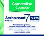 Somatoline Cosmetic Amaincissant 7 Nuits Crème 400ml à MAUVEZIN